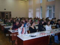 Stenden University Presentations Moscow 2007 (5)