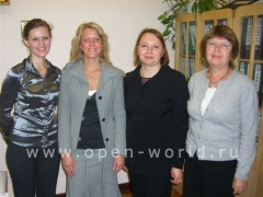 Stenden University Presentations Moscow 2007 (8)