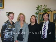 Stenden University Presentations Moscow 2007 (9)