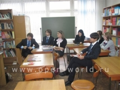 Laureate - High School Moscow visits 2009-2011