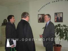 EU Lecture in Moscow - Dirk Craen 2011 (5)