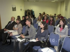 EU Lecture in Moscow - Dirk Craen 2011 (16)