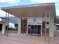 Macleans College, Auckland (1)