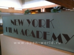 New York Film Academy  (NYFA Universal Studios, Los Angeles)